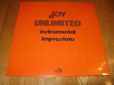 Joy Unlimited Instrumental Expressions vinyl LP