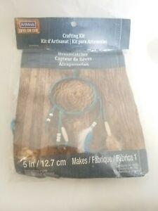 "ArtMinds Crafting Kit Dreamcatcher 5"" New"