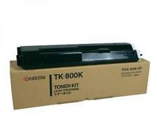 1x Original TONER PATRONE Kyocera TK-800-K für Drucker FS-C8008DN FS-C8008N