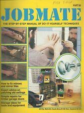 Jobmate 65 Hazlo tú mismo-Espejos, techos, puertas de garaje Etc