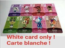 Carte Amiibo Animal Crossing NFC - Choisir SON Villageois - LIRE DESCRIPTION