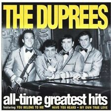 The Duprees - All-Time Greatest Hits [New CD]