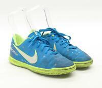 Nike Boys UK Size 1.5 Blue Trainers