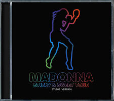 Madonna Sticky & Sweet Tour - Studio Version CD