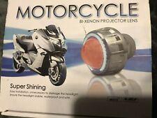 "3.5"" Motorcycle Headlight HID BI-XENON Projector Kit"