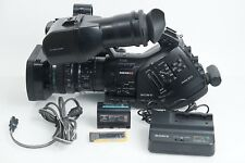 Sony PMW-EX3 1920x1080i XDCAM EX SxS Solid State NTSC/PAL Camcorder (1597 HOURS)