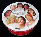 "American Girl Collection Pleasant Company 8"" Cookie Tin Hallmark 2003"