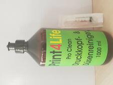 1 l  1l 1 Liter  Düsenreiniger Druckkopfreiniger Reiniger + Spritze Top Qualität