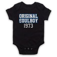 ORIGINAL SOUL BOY 1973 NORTHERN SOUL MUSIC 70'S DANCE BABY GROW SHOWER GIFT
