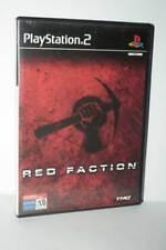 RED FACTION THQ GIOCO USATO OTTIMO STATO PS2 VERSIONE ITALIANA FR1 55483