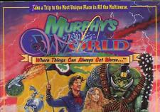 Murphy's World - A Humorous  RPG & Source Book Where Things can always get Worse