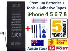 NEW iPhone Battery Replacement for Apple iPhone 8 7 6 S Plus 5s C SE +Tool &Tape