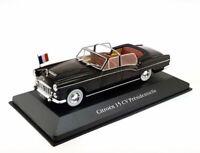 MAG GX401 CITROEN 15CV PRESIDENTIELLE CHAPRON DE diecast model car 1956 1:43rd