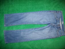 Women's Old Navy cotton blend The Diva Blue jeans size 4
