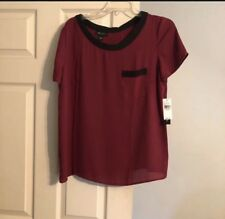 womens tops size large new