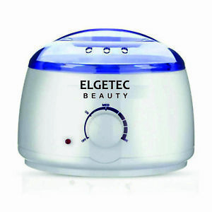 Elgetec Waxing Hot Wax Heater Warmer Beans Pot Hair Removal Kit Depilatory UK