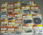 Assorted Lot of 22 Packs RC Parts, Du Bro,Du-Bro, Dubro  *Old New Stock*
