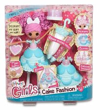 Lalaloopsy Girls - CANDLE SLICE O' CAKE Doll - Cake Fashion - Brand NEW