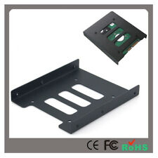 2.5 to 3.5 inch SSD to HDD PC Metal Adapter Mounting Bracket Hard Drive Holder