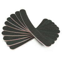50pc Acrylic Nail File 100/180 Sanding Buffer Buffing Polisher Art Tips Manicure