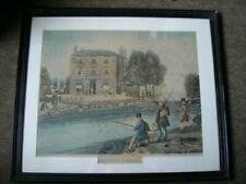 Antique (Pre - 1900) Open Edition Print Aquatint Art Prints