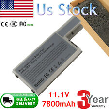 9cell battery for Dell Latitude D830 D820 D531 Precision M65 M4300 CF623 GX047