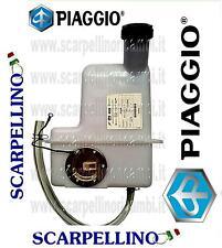 SERBATOIO OLIO MISCELA CON GALLEGGIANTE PIAGGIO APE TM 703 -OIL TANK- 263449