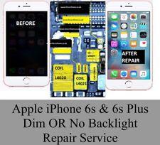 iPhone 6S REPAIR SERVICE NO BACKLIGHT IC U4020 FIX FILTER L4020 DIODE D4020 COIL