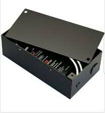 WAC Lighting ETB Junction Box, Black