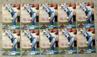 Barry Sanders - 1991 Stadium Club Members Only - Detroit Lions - 10ct Card Lot