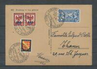 1947 Obl temporaire Foire Européenne Strasbourg C436 C436