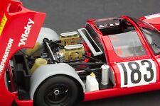 Exoto Racing | 1:18 | 1967 Porsche 910-6 | Tour De France | # MTB00063A