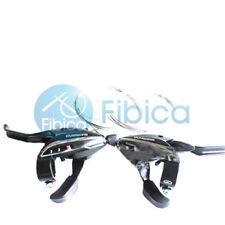 Shimano Ef65 3x9-speed Flat Bar Brake/shift Lever Set Black
