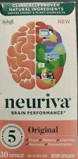 NEURIVA Original Brain Performance Health New Exp 03/2021 Factory Sealed