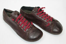 CAMPER women shoes sz 7.5 Europe 38 brown  leather S8182
