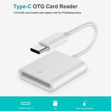 USB Type C to USB OTG Adapter SD-Memory Card Reader For iPad PC Android Phone