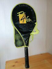Tennisschläger Set von Fit for Fun inkl. 2 Bälle und Tasche