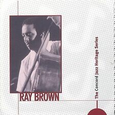 The Concord Jazz Heritage Series - Ray Brown (bass), , Good