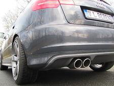Edelstahl Sportauspuff Audi A3/S3 8P 2,0l 188/195kW Endschalldämpfer