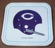 1965 Chicago Bears Hormel Tin Tray