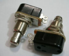 2pc OFF-(ON) FOOT Stomp Switch for Hughes&Kettner Pedal