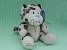 "My Blue Nose Friends N° 010 Peluche LEOPARD *-* BUSTER THE LEOPARD 4"" 10 cm"