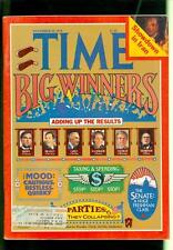 1978 Time Magazine: Election- Big Winners/Parties Collapsing/Taxing & Spending