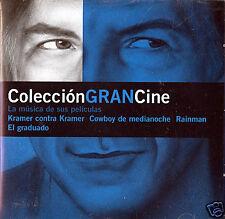 RAINMAN DICK TRACY PAPILLON Dustin Hoffman soundtrck CD