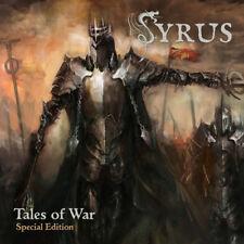 SYRUS - Tales of War (LIM.DIGIPAK*US TEXAS METAL KILLER*HANKER*JAG PANZER+BONUS)