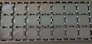 100 pcs 500212706 (37.5mm x 37.5mm) INTEL CPU TRAY HOLDER