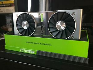 Nvidia RTX 2070 Super Founders Edition