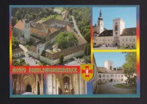Cistercian Abbey Stift Heiligenkreuz monastery Viennese Forest Austria Postcard
