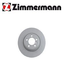 For BMW E65 750i E66 745iL 750iL Front Disc Brake Rotor Zimmermann 34116750267