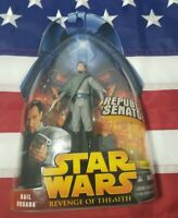 Hasbro Star Wars: Revenge of the Sith Bail Organa Republic Senator Action Figure